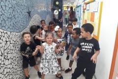 Baile Preto e Branco_Ed. Infantil_Escola Experimental
