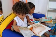 Cantinho da Leitura - Ed. Infantil