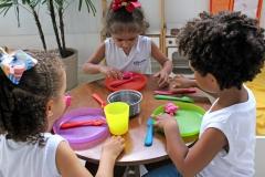 Cantinho do Jogo Simbólico - Ed. Infantil   Escola Experimental