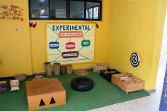Espaço do Contexto Criativo - Ed. Infantil