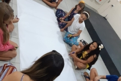 Grupo de Apoio entre  Pares_Escola Experimental_Projeto Convivência 2019