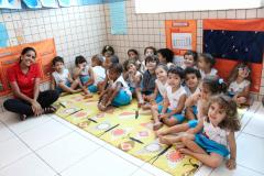 Sala de Aula Ed. Infantil - Escola Experimental