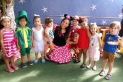 Baile Faz de Conta_ Semana Literária Infantil_2019_Ed. Infantil_Escola Experimental