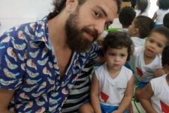 Semana Literária Infantil 2019_Contação de Histórias_Família_Ed. Infantil_EscolaExperimental_1
