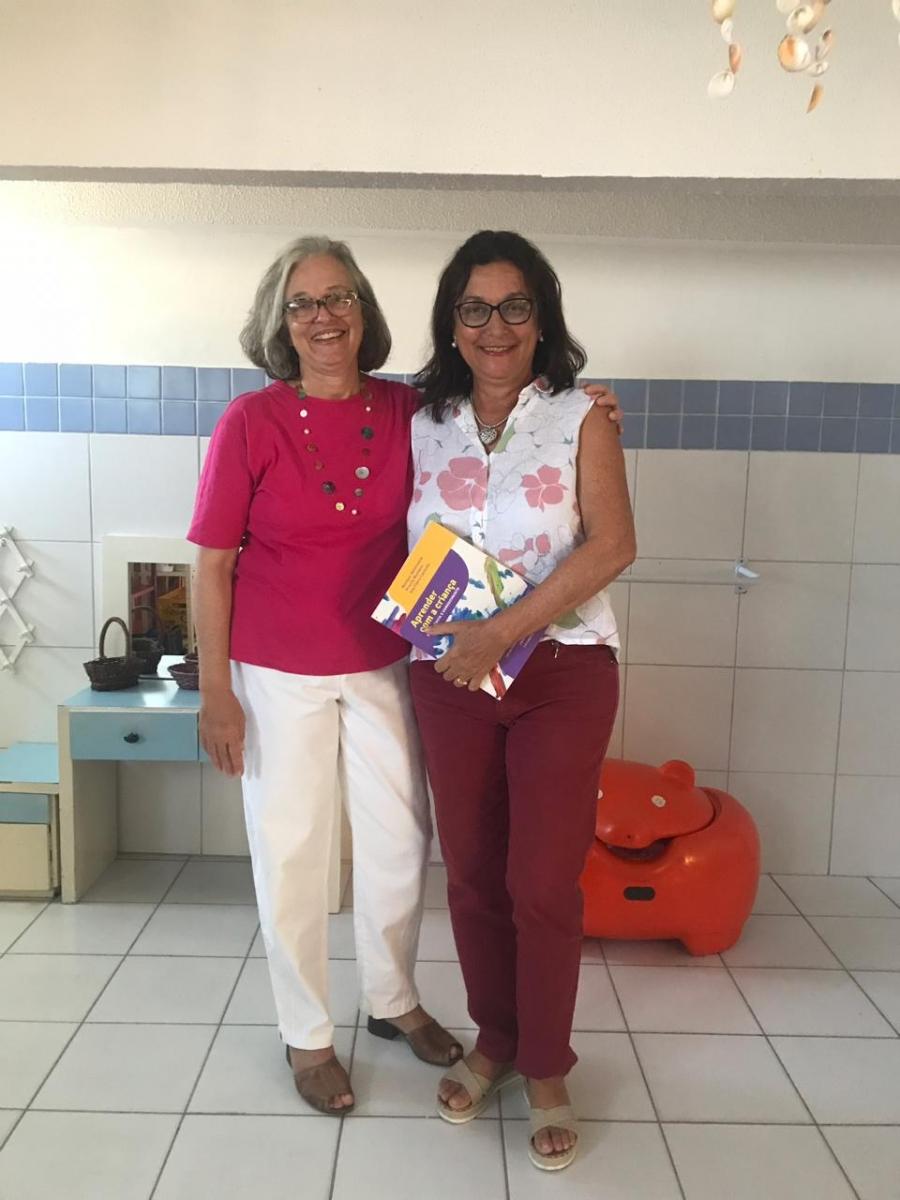 Educação Infantil - Semana Pedagógica com Dra. Monique Deheinzelin_Salvador_Bahia 2