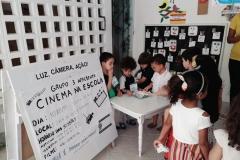 Cinema na Escola_Educação Infantil_Escola Experimental_2019
