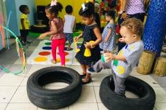 Sexta-Feira Legal Ed. Infantil: As Bolas Invadiram a Escola Experimental