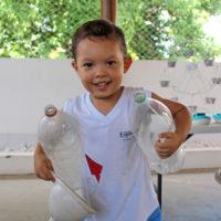 Dia de diversão na Educação Infantil
