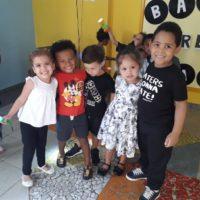Baile Preto & Branco – Ed. Infantil