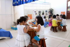 Cantinho do Jogo Simbólico - Ed. Infantil | Escola Experimental