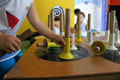 Educação Infantil da Escola Experimental