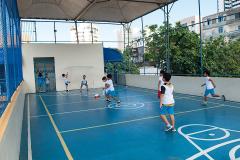 Quadra Poliesportiva_Escola Experimental