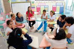 Sala de Aula  - Ens. Fundamental | Escola Experimental