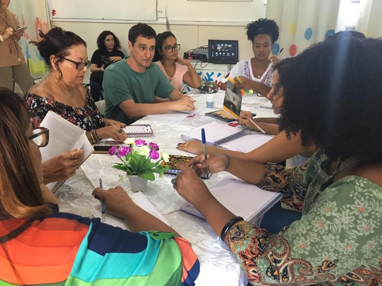 Semana Pedagógica_Escola Experimental_2019_Salvador_Bahia_2