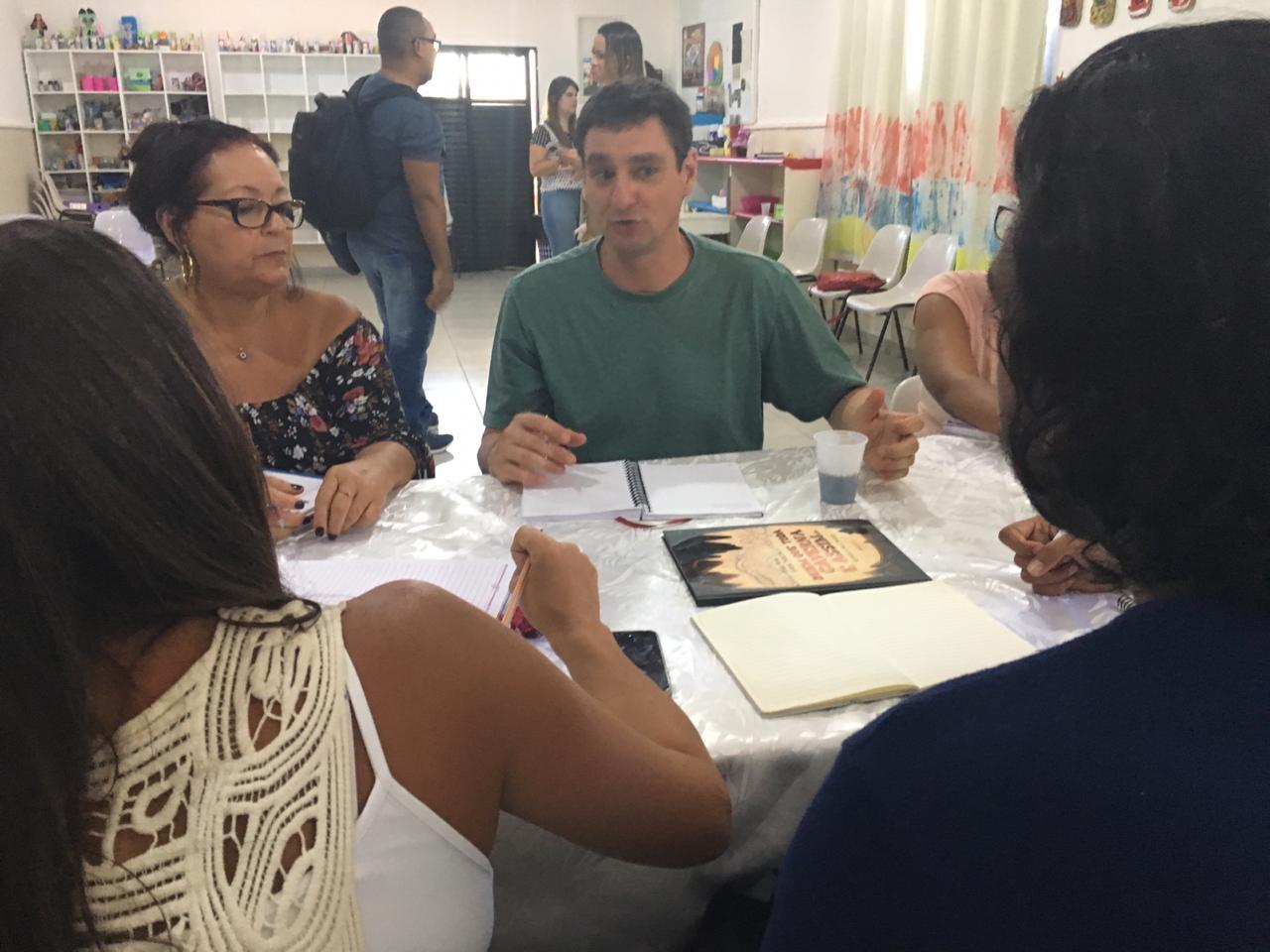 Semana Pedagógica_Escola Experimental_2019_Salvador_Bahia_3
