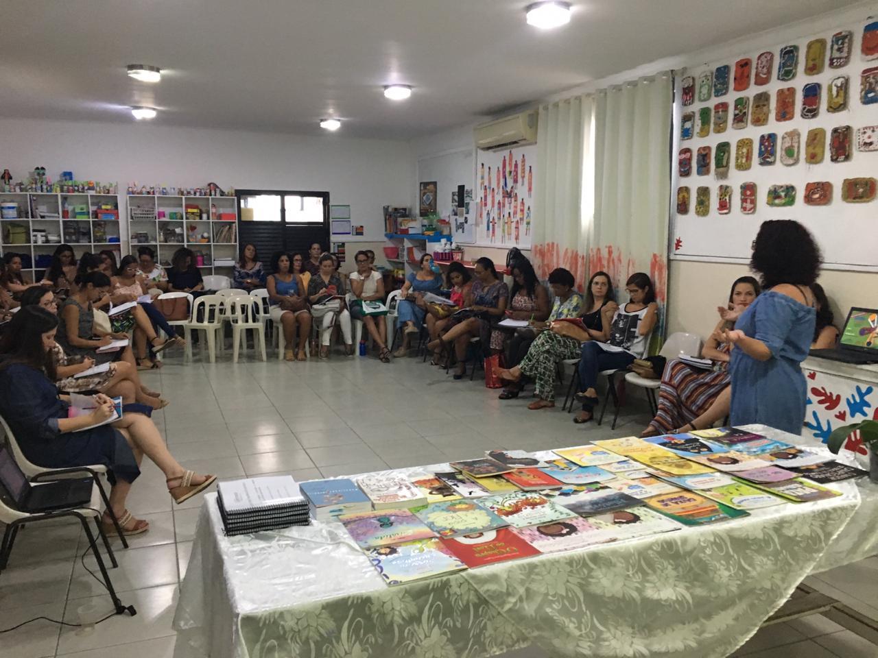 Grupo de Estudos da Escola Experimental discute Convivência Ética nas escolas