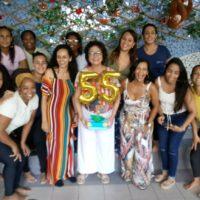 Aniversário de 55 anos| Educação Infantil