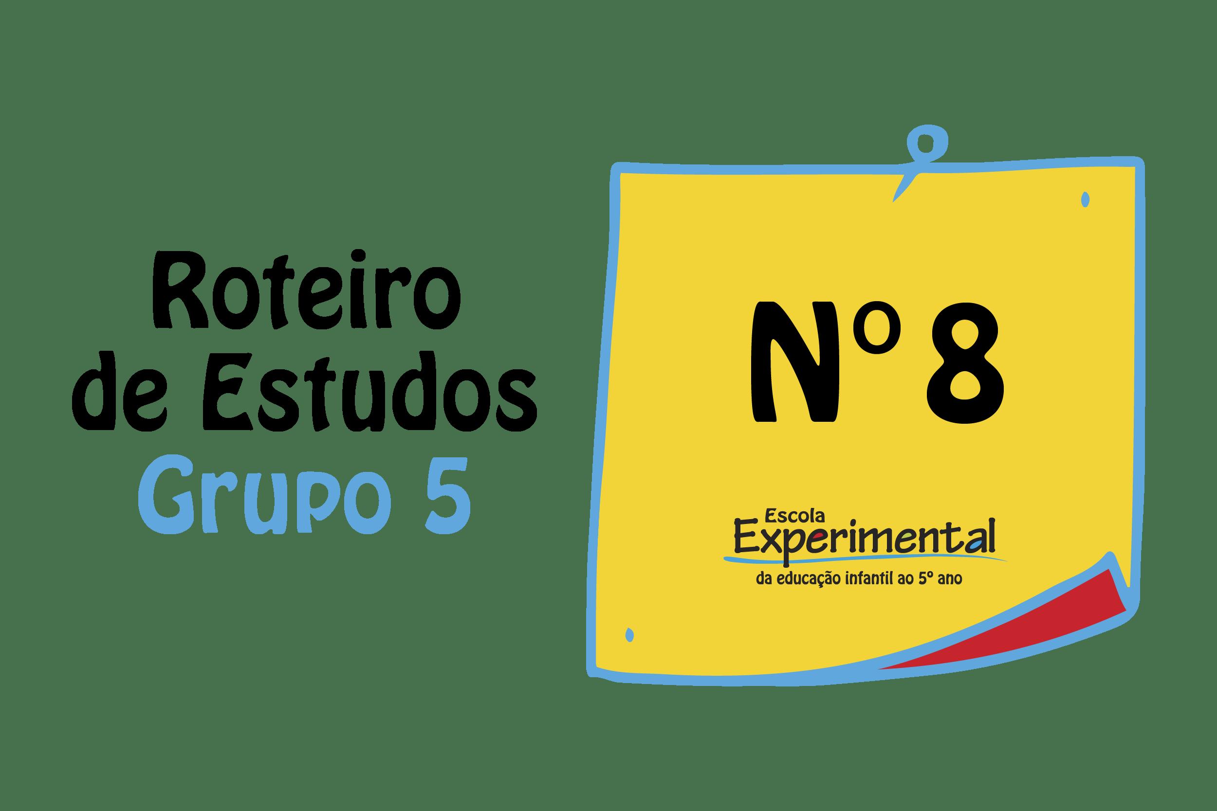 GRUPO 5 – Roteiro de Estudos (15/06 a 19/06)