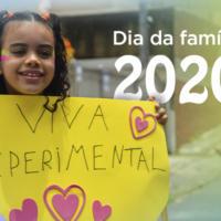 Dia da Família 2020 – Grupo 5 e Ensino Fundamental