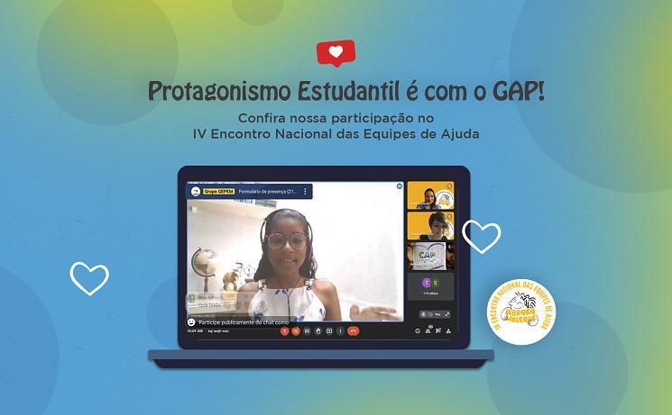 Participação do GAP é destaque no IV Encontro Nacional de Equipes de Ajuda
